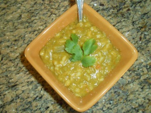 Hearty Split Pea and Barley Stew